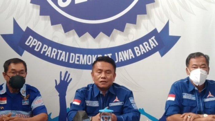 DPC Partai Demokrat Sumedang Tolak Moeldoko, ''Kami Tegak Lurus dan Setia kepada Pak AHY''
