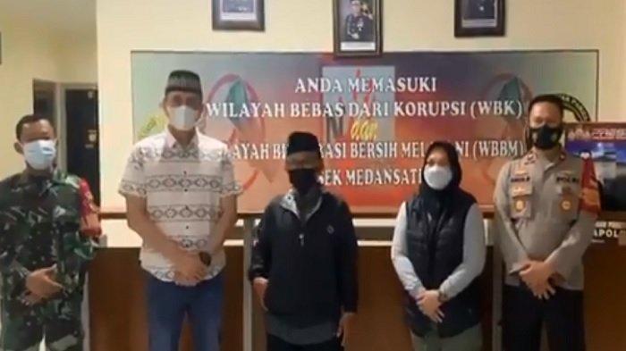Larang Jemaah Pakai Masker, Ustaz Abdurohman Bukan Tak Percaya Covid-19, Punya Pandangan Tersendiri