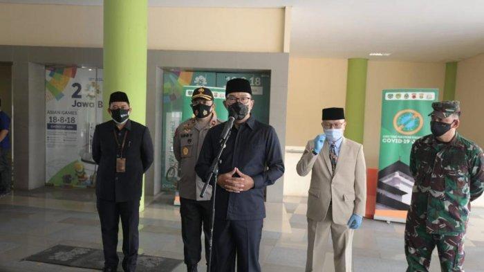 Bambang Tirtoyuliono Resmi Jabat Pjs Bupati Indramayu, Gantikan Taufik Hidayat yang Ikut Pilkada