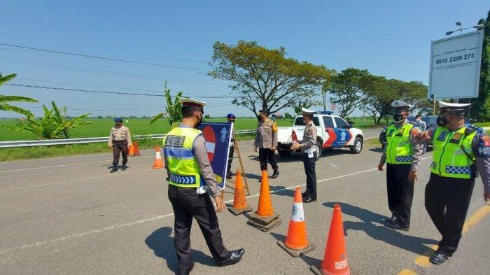 penjagaan di wilayah hukum Polres Indramayu