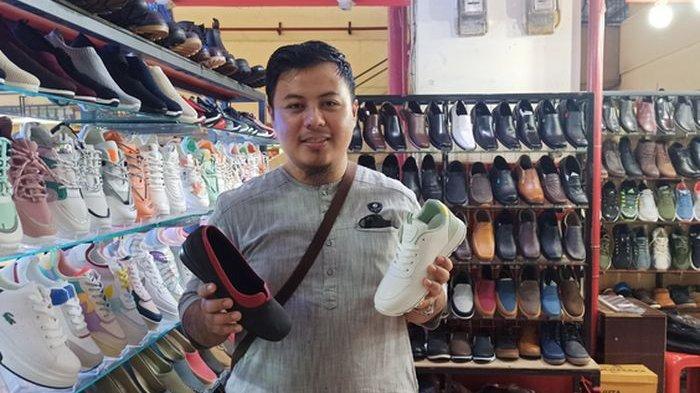Sepatu Bandung Minim Peminat, yang Impor Lebih Banyak Dicari Seiring Maraknya Penjualan Online