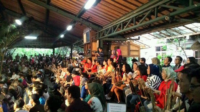 Misi Penyelamatan Saung Udjo, DPRD Kota Bandung Akan Gelar Pembahasan dengan Disbudpar