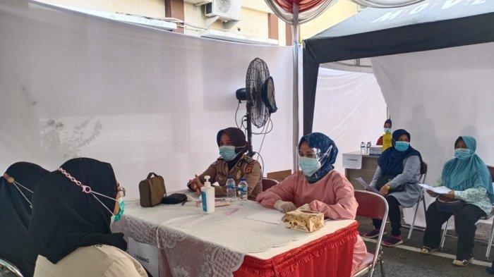 Vaksinasi Covid-19 di Kota Cirebon Ketiga Tertinggi se-Jabar, Dosis Pertama Capai 70 Persen