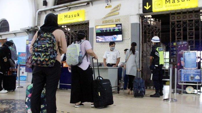 Selama Libur Panjang, PT KAI Daop 3 Cirebon Catat Jumlah Penumpang Meningkat Signifikan
