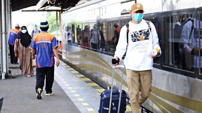 Selama Libur Iduladha, PT KAI Daop 3 Cirebon Batasi Kriteria Penumpang Kereta Api Jarak Jauh