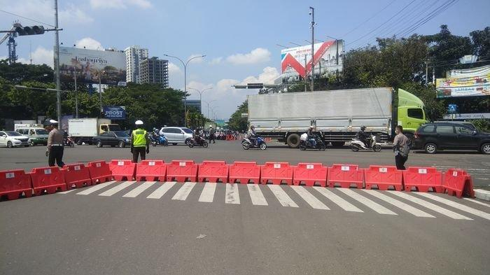 Kota Bandung Tanpa Titik Check Point Lagi, Buka-Tutup Jalan Masih Berlaku