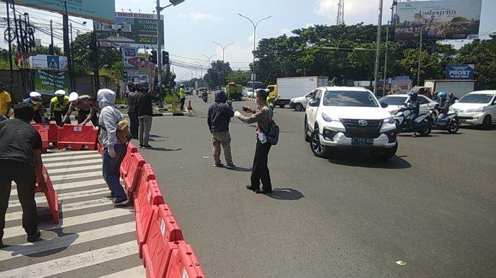 Polisi dan Dishub Kota Bandung Mulai Lakukan Penutupan Jalan, Catat Ini Jadwal dan Lokasinya