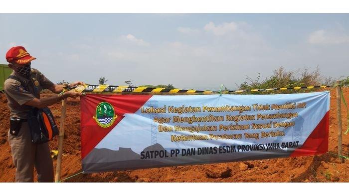 Pengusaha Galian Tanah & Pasir di Purwakarta Terancam Tak Dapat Izin, Imbas Surat Edaran Kementerian