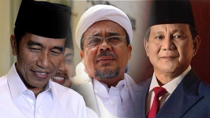 Penyebab Habib Rizieq Tak Pulang, Terseret Rekonsiliasi Prabowo & Jokowi padahal Tak Mau Ikut Campur