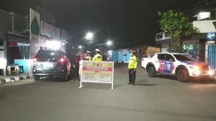 Awal Penyekatan di Perbatasan Sukabumi-Banten Dilakukan, Polisi: Pemudik Nihil