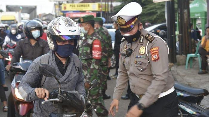 Ini Alasan Sejumlah Ruas Jalan di Kecamatan Sumber Cirebon Ditutup Sementara