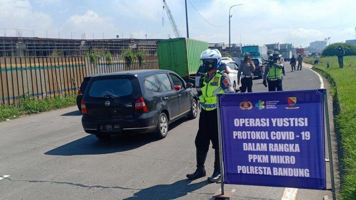 Ini Delapan Titik Penyekatan Pemudik di Kabupaten Bandung, Kendaraan dari Luar Daerah Jadi Prioritas