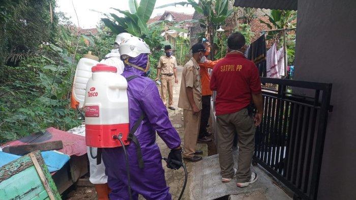 14 Warga di Satu Dusun di Panumbangan Ciamis Positif Covid-19, Satu Dirawat di RSCM, Ini Awalnya