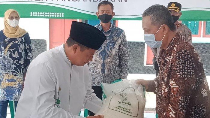 Uu Ruzhanul Ulum: Rangking Jawa Barat Sebagai Penyumbang Beras Nasional Melorot