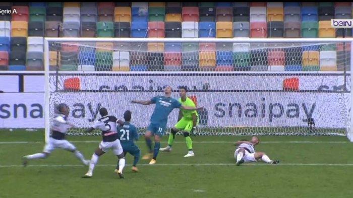 Hasil Udinese vs AC Milan 1-2, Zlatan Ibrahimovic Aktor Utama Kemenangan, Sumbang Gol dan Assist