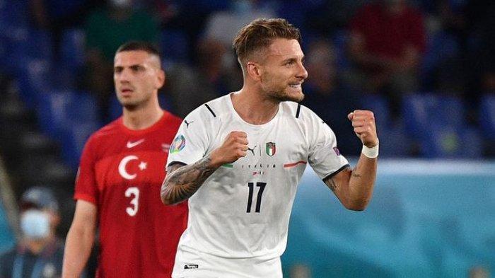 Hasil Euro 2020, Kata Roberto Mancini tentang Partai Final Setelah Italia Kalahkan Turki 3-0