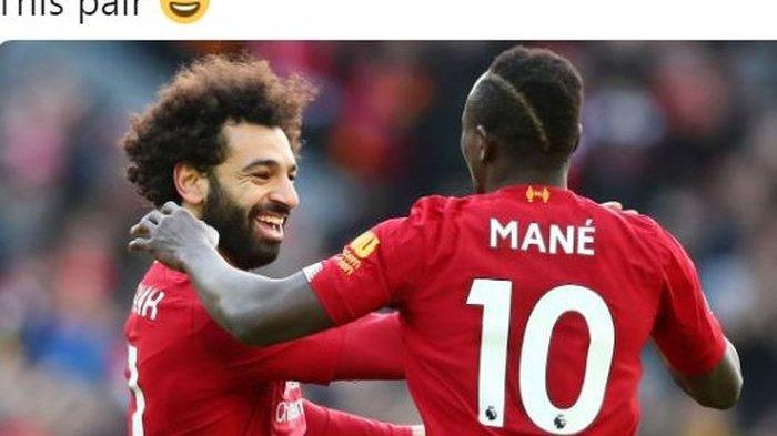 Eks Pemain Liverpool Ini Lebih Pilih Menjual Mohamed Salah Ketimbang Sadio Mane