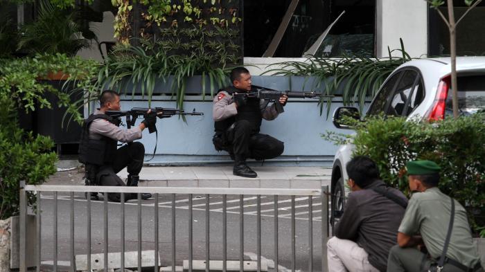 Ada Baku Tembak antara Densus 88 dengan Terduga Teroris di Medan, Dua Orang Tewas Tertembak