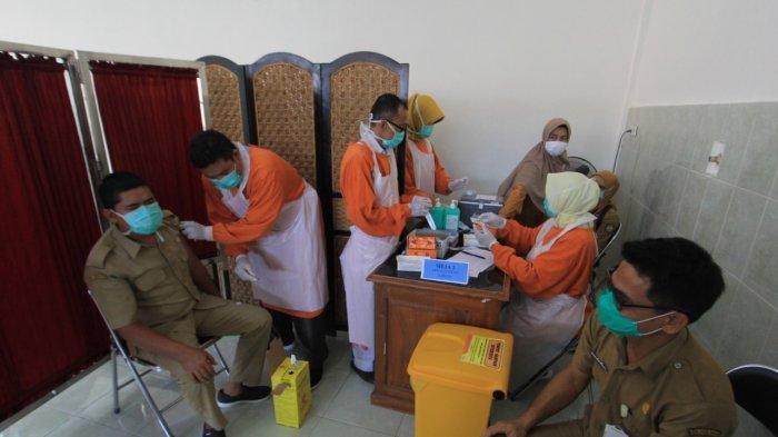 Satgas Kebut Penyelesaian Vaksinasi Covid-19 di Indramayu, Sekarang Sudah 83 Persen