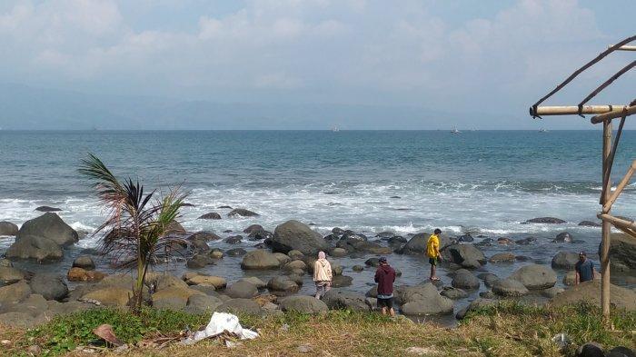 Kondisi Terkini Air Laut di Pantai Selatan Sukabumi Setelah Dilanda Gempa M 4,8