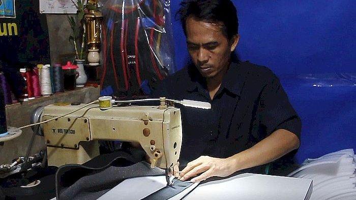 Perajin Tas Ciheulang Bisa Bikin 5.000 Kantong Per Bulan, Tas Laptop Pernah Diekspor  ke Amerika