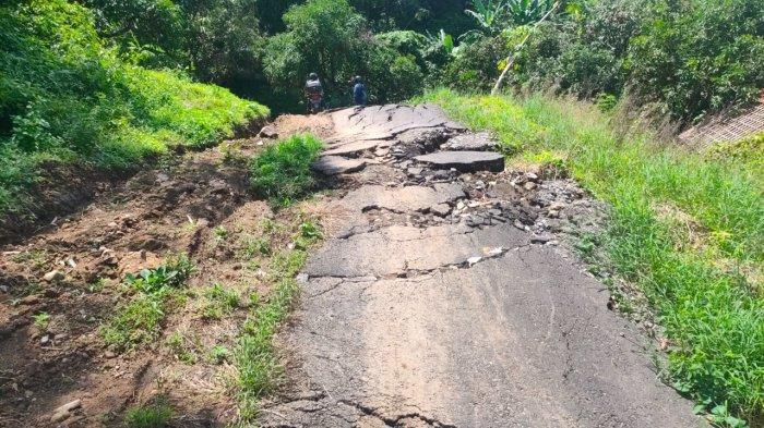 Selain Gempa Bumi, Pergerakan Tanah Juga Ancam Majalengka, Semua Kecamatan Rawan