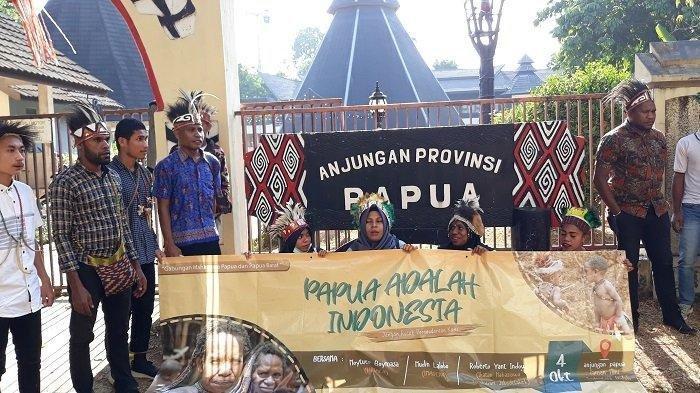 Belasan Mahasiswa Papua di Jakarta Minta Maaf pada Warga yang Jadi Korban Kerusuhan di Papua