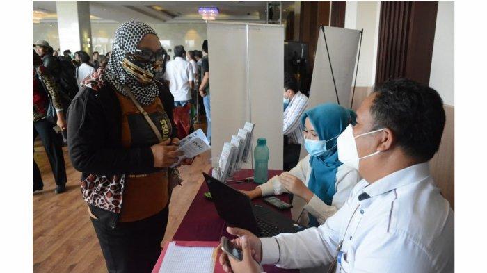 Perluas Informasi, BPJS Kesehatan Soreang Hadirkan Stand di Musrenbang Kabupaten Bandung