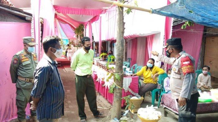 Resepsi Pernikahan di Indramayu Dibubarkan, Pengantin Pria dan Kedua Orangtuanya Positif Covid-19