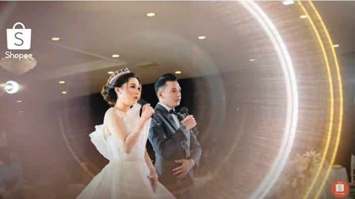 pernikahan Nella Kharisma dan Dory Harsa 4