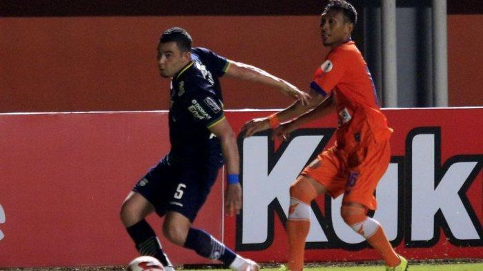 Pemain Baru Persib Bandung Farshad Noor Akhirnya Jadi Starter, Bagaimana Penampilannya?