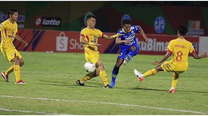 Setelah PS Tira, Selanjutnya Persib Bandung Bersiap Lawan Bhayangkara FC, Kapan?