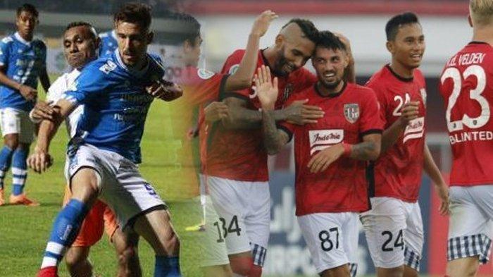 Daftar 18 Pemain Persib Bandung yang Diboyong Mario Gomez untuk Hadapi Bali United