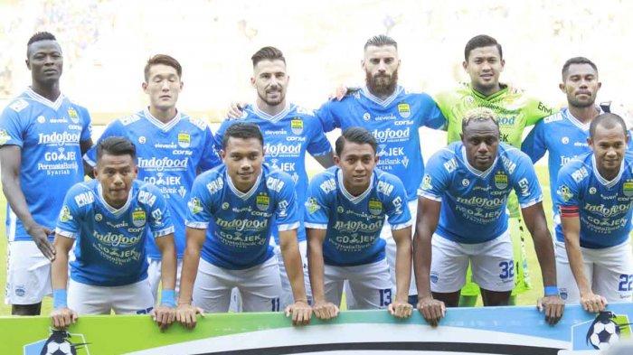 Prediksi Susunan Pemain Bhayangkara FC vs Persib Bandung, Ezechiel dan Bauman Dipastikan Main