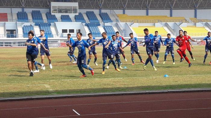 Pada Pertemuan Besok, Pemain dan Pelatih Persib Bandung akan Jalani Tes Covid-19
