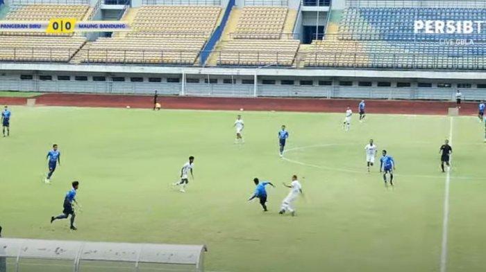 BARU MULAI LIVE STREAMING PERSIB TV, Ujian Mencetak Gol di Stadion GBLA, Penonton TV 3 Ribu Lebih