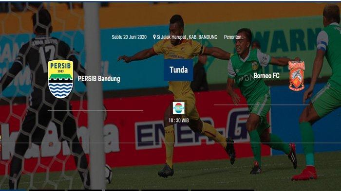 Persib Bandung Bikin Iri Presiden Borneo FC, Terkait Perlakuan Spesial dari Ridwan Kamil soal Swab