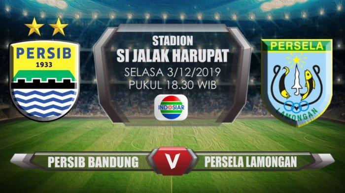 Prediksi Susunan Pemain Persib Bandung vs Persela Lamongan, Maung Pasang Duet Bomber Baru