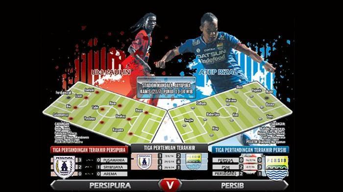 Sejarah Persib Bandung, Hari Ini Mampu Taklukan Stadion Angker di Papua, Vlado Cetak Gol