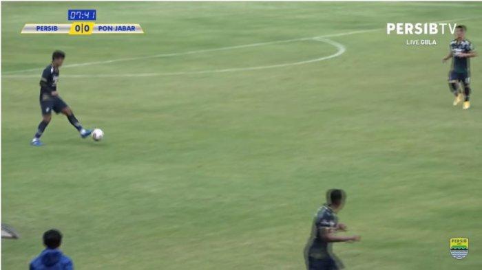 LIVE STREAMING Persib Bandung vs Tim Pra Pon Hanya 20 Detik, Ini yang Terjadi! Manajemen Minta Maaf