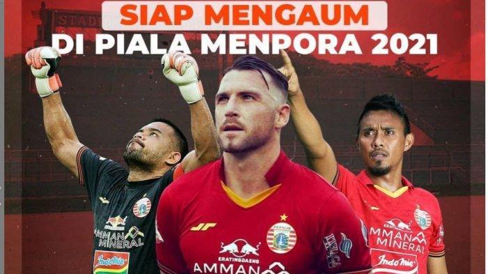 Jelang Lawan PSM Makassar di Semifinal Piala Menpora 2021, Pelatih Persija Keluhkan Satu Hal Ini