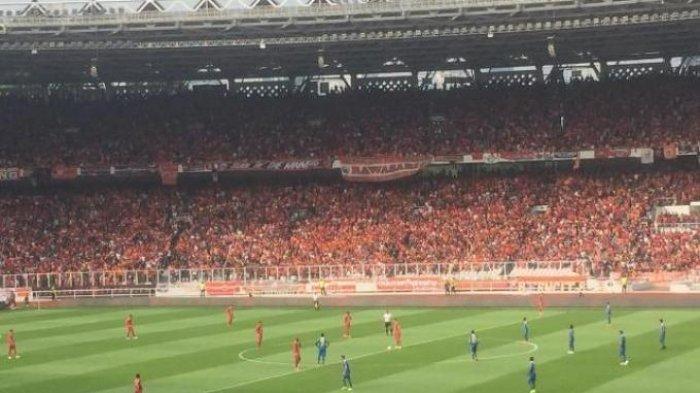 Pelatih Persija Jakarta Terkesima Penonton di SUGBK, Merasa Seperti Sedang di Nou Camp
