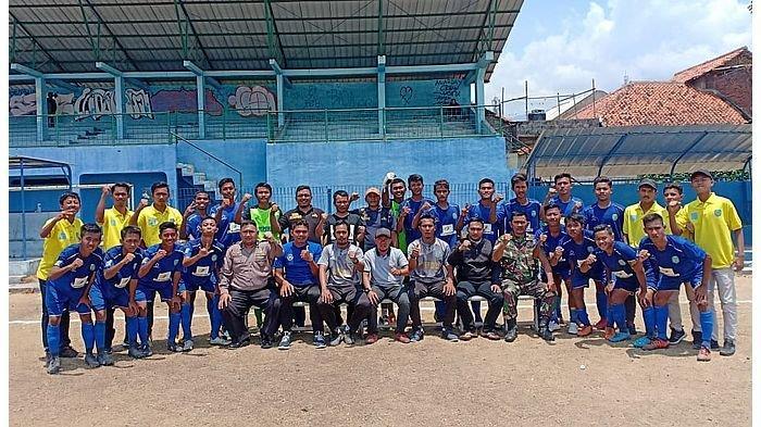 Piala Soeratin U-17, Persindra U-17 Mulus Jadi Juara Grup A Usai Tekuk Saint Prima U-17