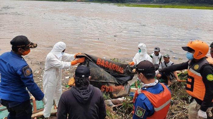 Korban Kecelakaan Sepeda Motor di Majalaya yang Terbawa Arus Sungai Citarum Akhirnya Ditemukan