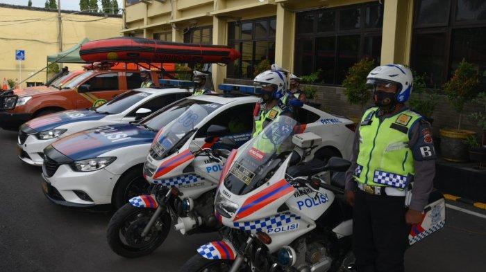 Antisipasi Kepadatan Arus Kendaraan Selama Libur Panjang, Polresta Cirebon Siapkan 7 Pos Pengamanan