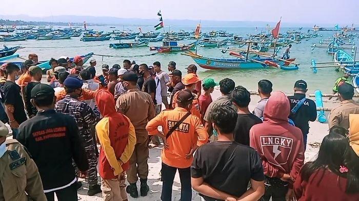 Proses Pencarian Satu Nelayan yang Tenggelam Pangandaran Terkendala Kondisi di Sekitar TKP