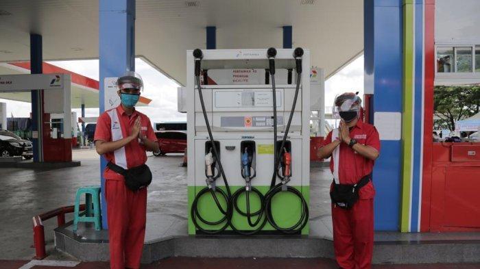 Pertamina Pastikan Kesiapan Fasilitas BBM di Jalur Tol dan Wisata Saat Libur Natal & Tahun Baru 2021