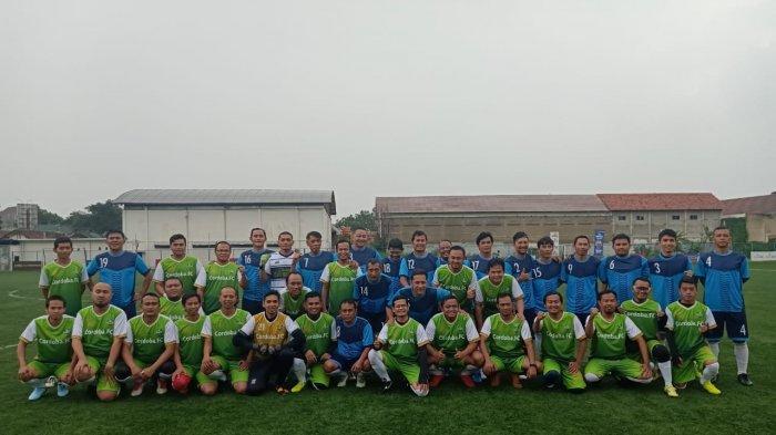 CORDOBA FC Gelar Pertandingan Persahabatan melawan Mantan Pemain PERSIB BANDUNG