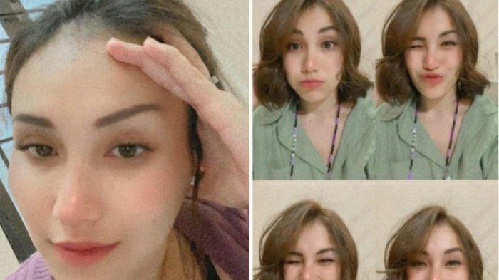 Tak Jadi Menikah, Perubahan Drastis Ayu Ting Ting Disorot, Penampilan Segar Gaya Rambut Baru: New Me