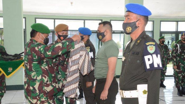 Lakukan Tindak Asusila, Seorang Perwira TNI Dipecat secara Tidak Hormat